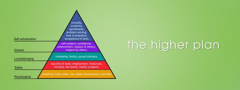 higher plan in mind