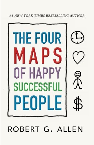 The Four Maps of Happy Successful People
