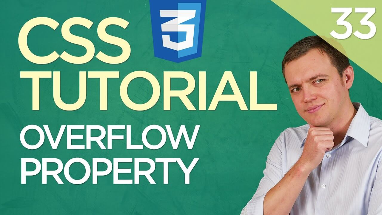 CSS3 Tutorial for Beginners: 33 How To Use Overflow Property