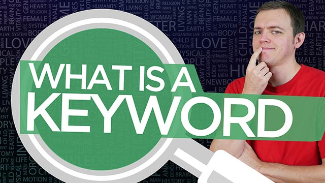 What Exactly is a Keyword or Key Phrase: SEO for Beginners Tutorial
