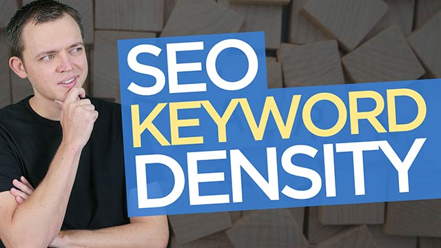 Keyword Density in Your Body Text: SEO for Beginners Tutorial