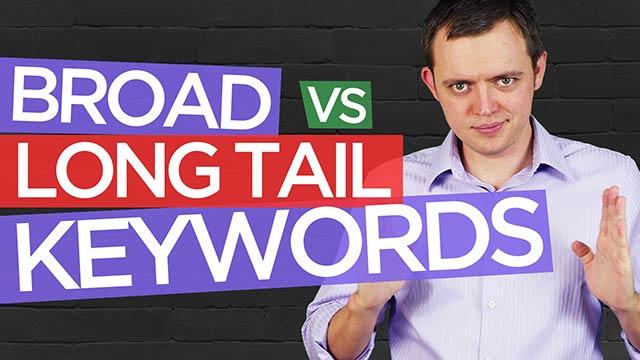Broad vs Long-tail Keywords: SEO for Beginners Tutorial