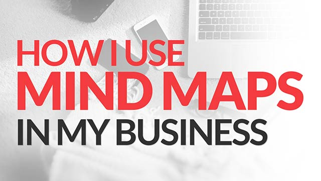 How We Mind Map Our Online Business | Mind-Mapping Tutorial #BSI 1