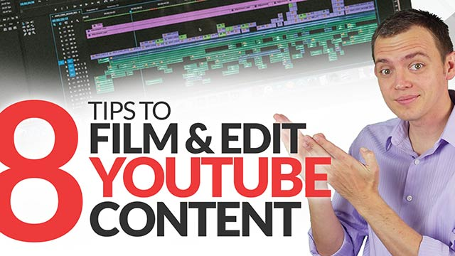 8 Tips to Film, Edit, & Create a Lot of YouTube Content #BSI 6