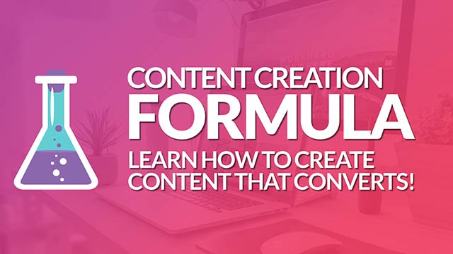 Simple and Effective Formula for Content Creators: Bloggers & YouTubers #BSI 10