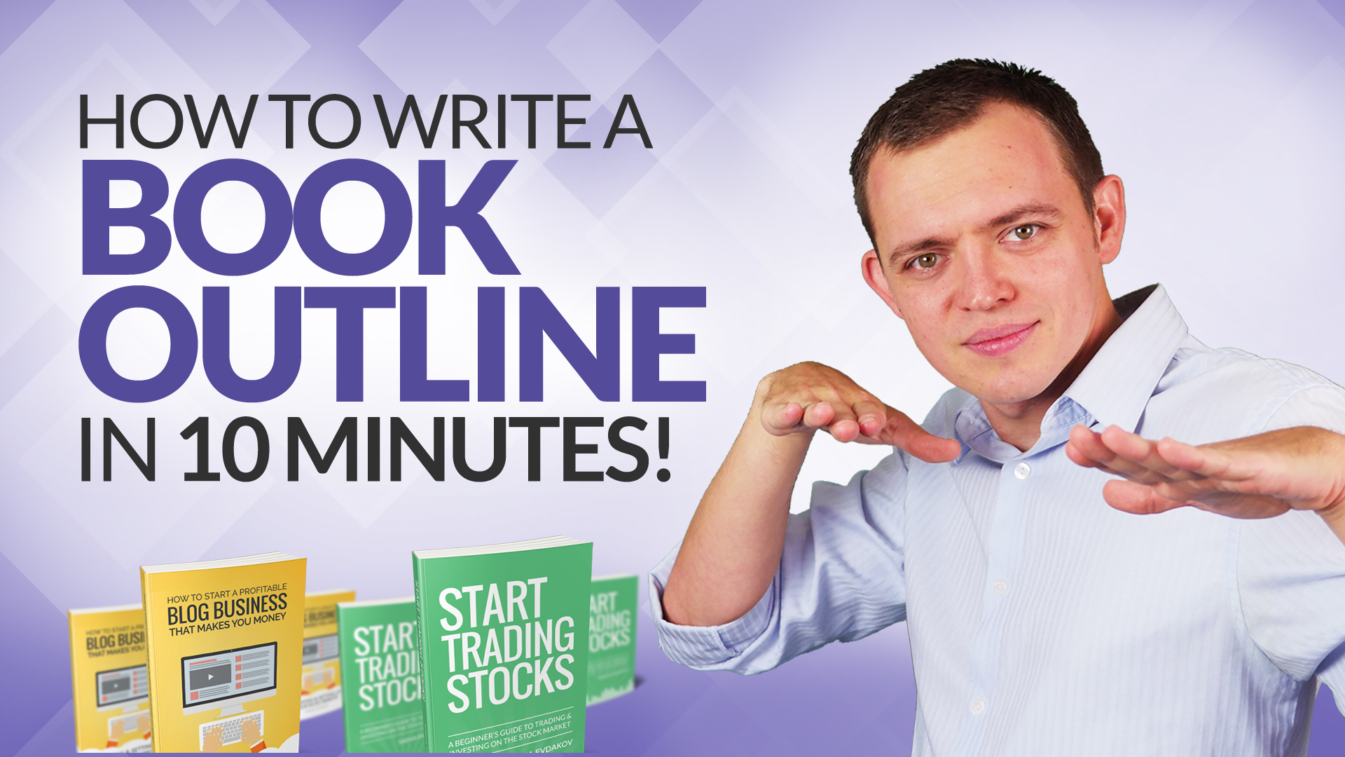 How to Write an eBook Outline in 10 minutes #BSI 15