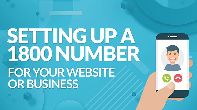 Setting Up a 1800 Number for Your Website or Business Using MightyCall #insideBSI 4