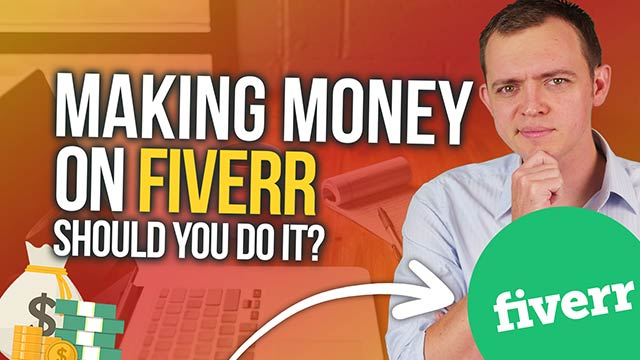 Fiverr: Should You Use it to Make Money & Freelance? #BSI 40