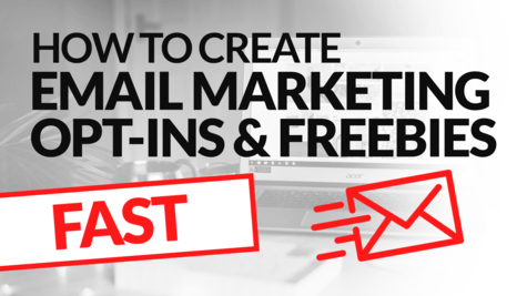 How We Create Our Email Marketing Opt-ins & Freebies (FAST) #BSI 44