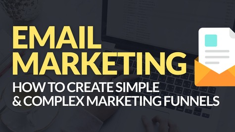 Email Marketing: Creating Simple vs Complex Marketing Funnel (MailerLite) #BSI 45