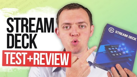 Stream Deck Review + How I Use it To Film My Videos – Multiple Stream Decks #BSI 57