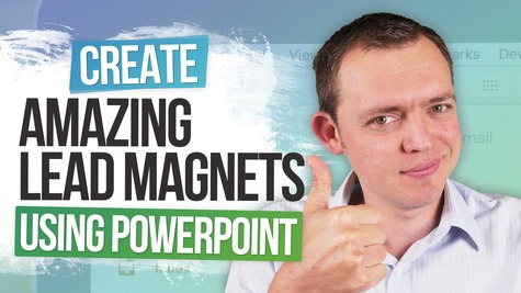 How to Easily Create Lead Magnets to Grow Your Email List PowerPoint