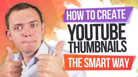Smart Way to Design YouTube Thumbnails Using Photoshop Artboards #BSI #58