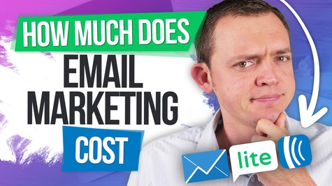 What are the Costs of Email Marketing? MailerLite – Aweber – ConvertKit