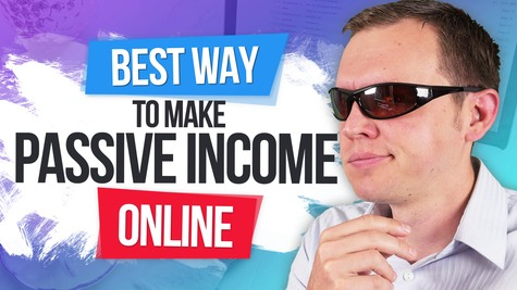 BEST Way to Earn Passive Income Online – eBooks vs Video Courses