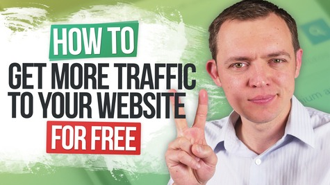 How to Get Traffic to Your Website for FREE + FAST in 2019 – 855K!