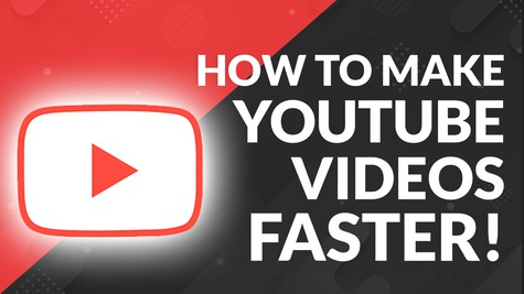 How to Make More YouTube Videos FASTER