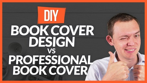 DIY Book Cover Design vs Professional Book Cover?