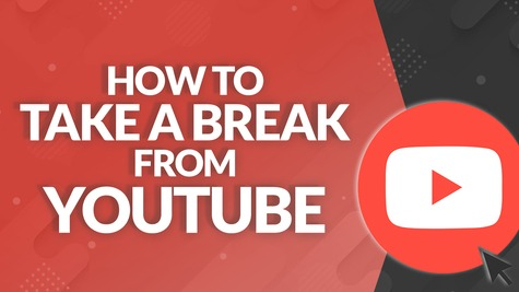 How to Take a Break from YOUTUBE – STOP Making YouTube Videos?