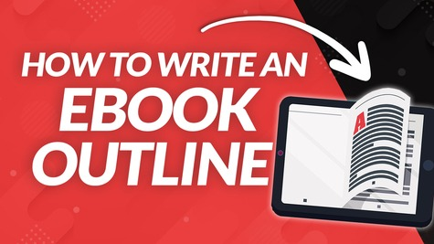 How to Write an eBook Outline FAST for Your NEXT BOOK