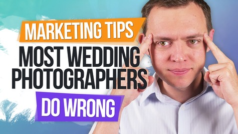 Marketing Tip What Most Wedding Photographers Do Wrong on their Website!