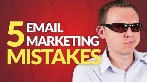 5 Common Email Marketing Mistakes You Might Be Making…