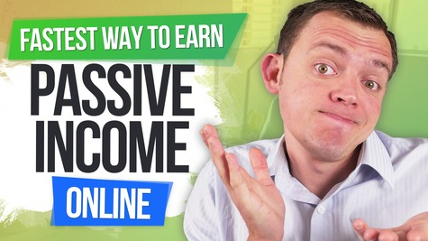 FASTEST Way to Earn Passive Income Online – eBooks vs Video Courses