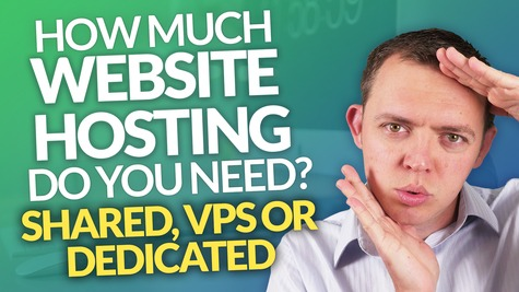 How Much Website Hosting Do You Really Need Shared, VPS, vs Dedicated…