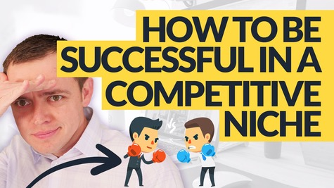 How to Be Successful & Make Money in a Highly Competitive Niche