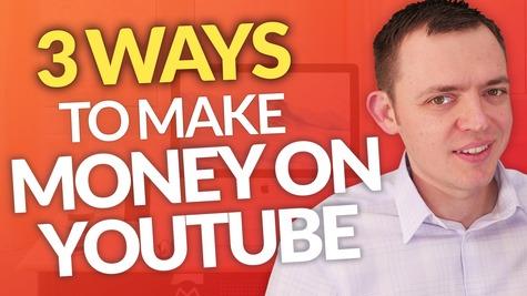 How to Make Money with YouTube – 3 Ways Revealed!