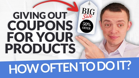 How Often Should You Give Out Coupons for Your Courses, Products, or Services?
