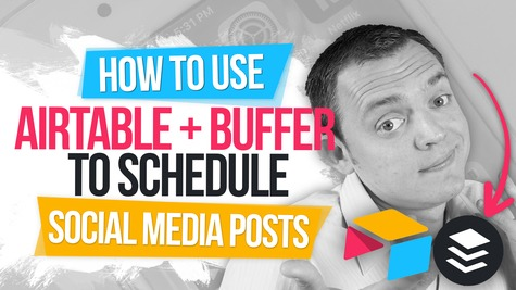 How We Use Airtable + Buffer to Schedule Social Media Posts