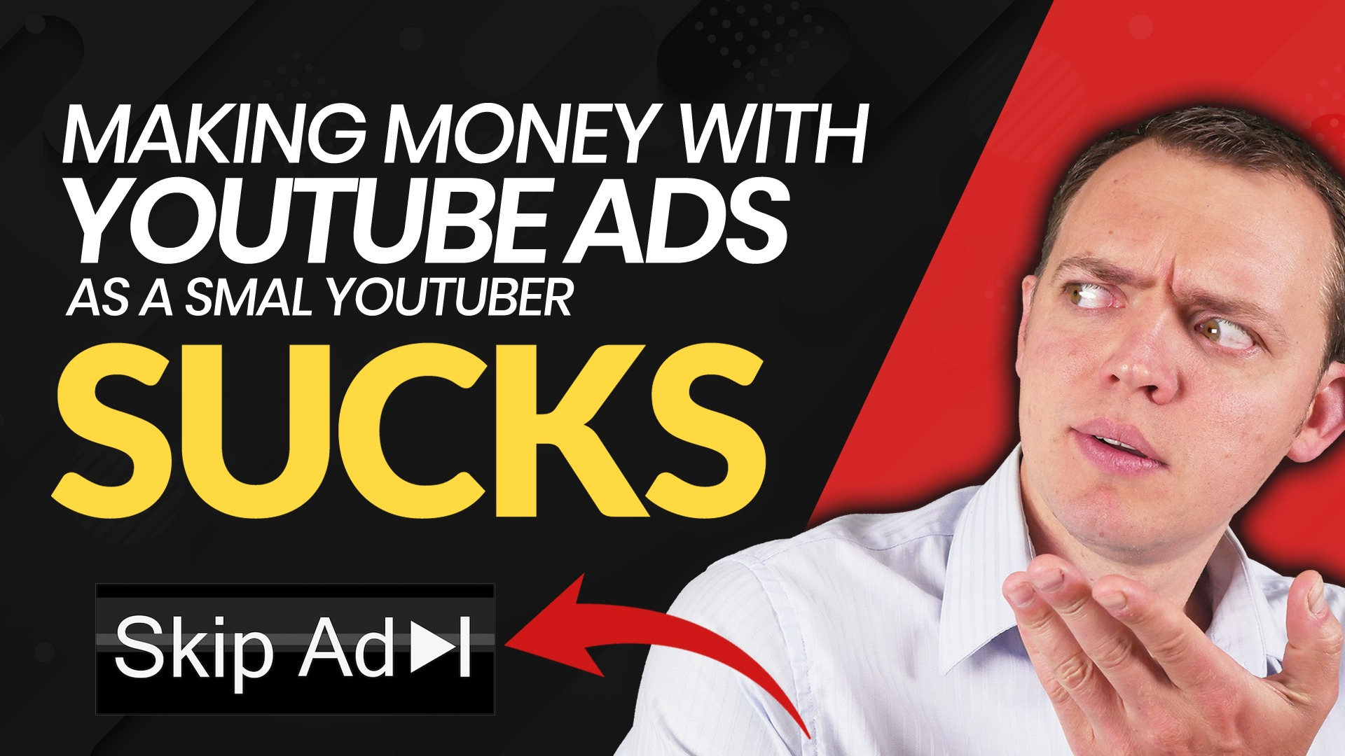 Why Getting Paid from YouTube Ads Sucks As a Small YouTuber