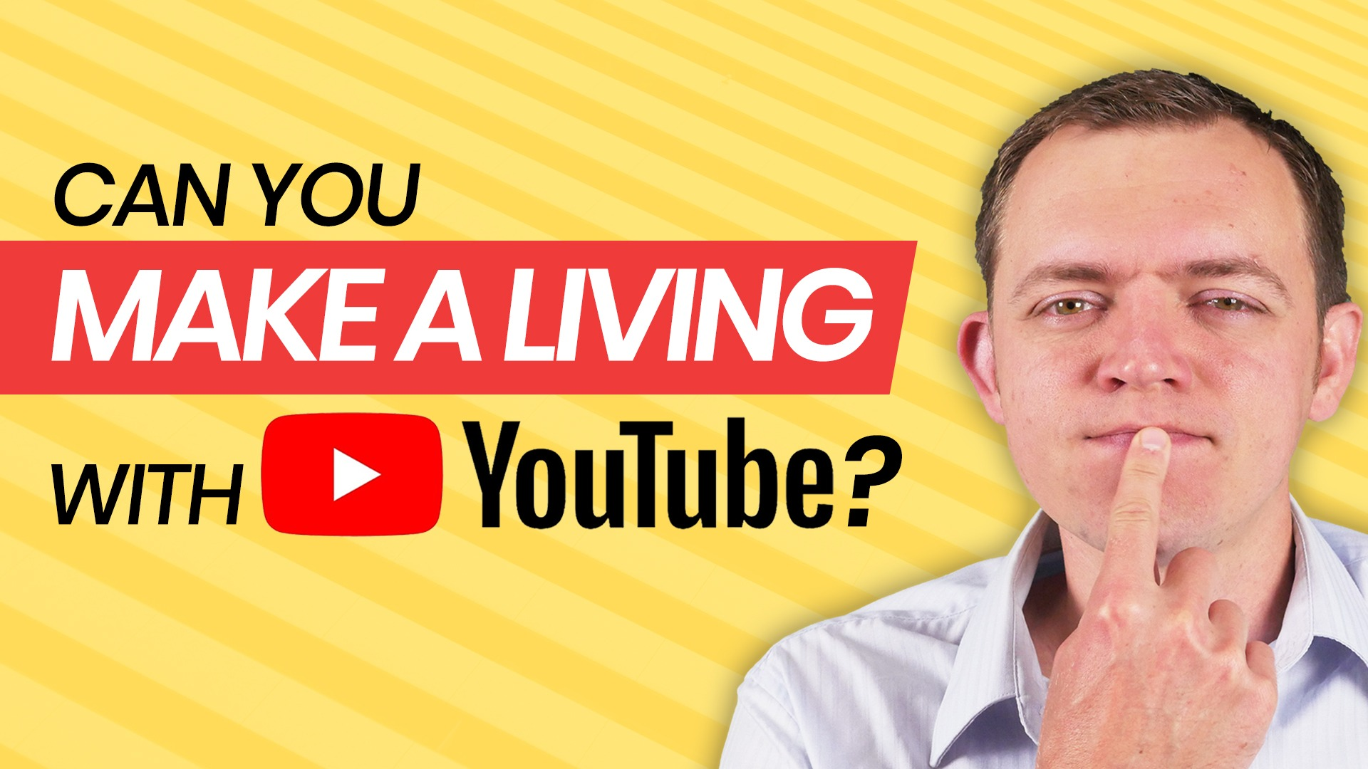 Can You Make a Healthy Living Off Of YouTube