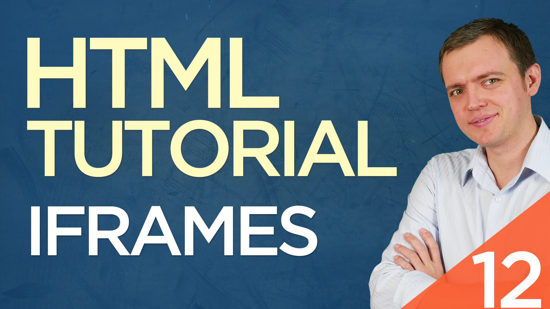 HTML Tutorial for Beginners: 12 Displaying Pages in an iFrame