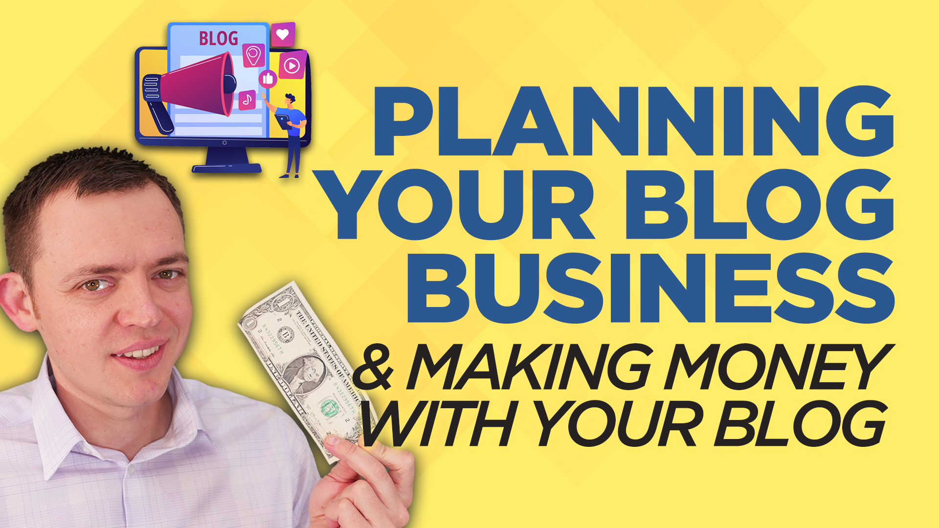 Planning a Blog Business and Make Money with Your Blog ⏰ Sale Reminder